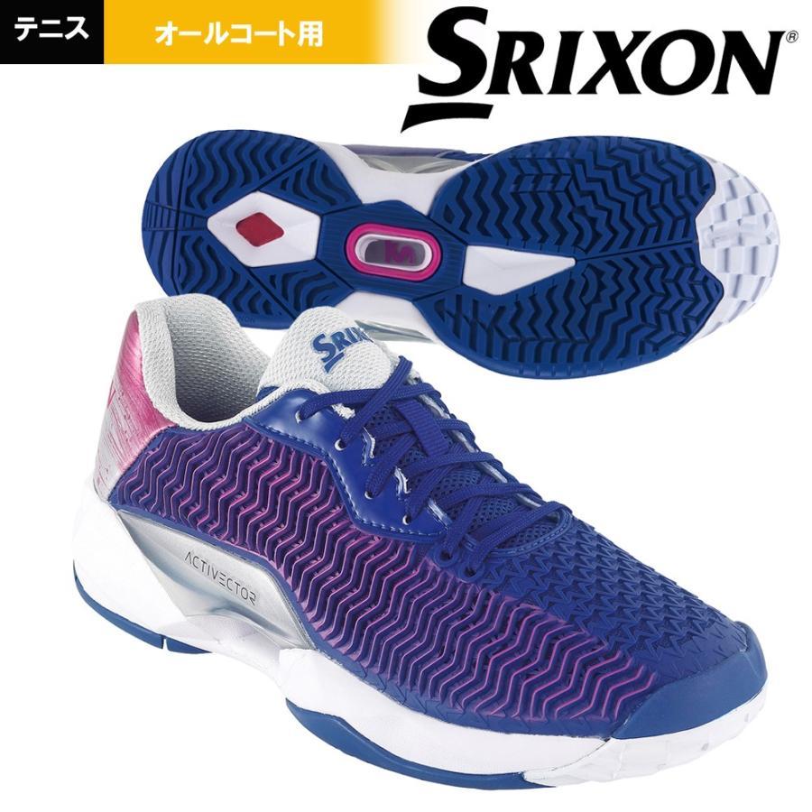 365日出荷 スリクソン SRIXON テニスシューズ レディース ACTIVECTOR SRS1011-NP オールコート用 COURT 再再販 爆買い送料無料 アクティベクター ALL 即日出荷