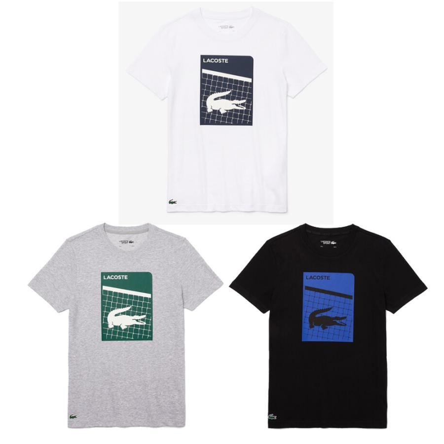 ラコステ LACOSTE テニスウェア 安心の実績 高価 買取 強化中 メンズ Tシャツ shirts アウトレット 2021SS 即日出荷 Tee TH9654L