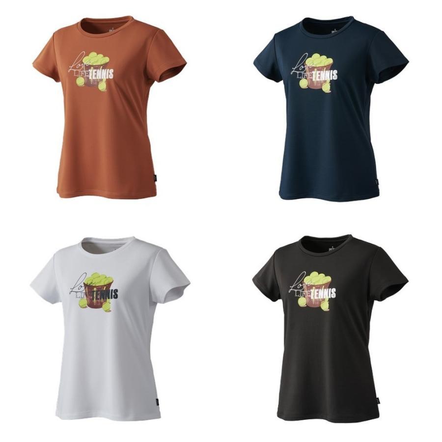 期間限定で特別価格 プリンス Prince テニスウェア レディース SALENEW大人気 Tシャツ 2021FW WF1062