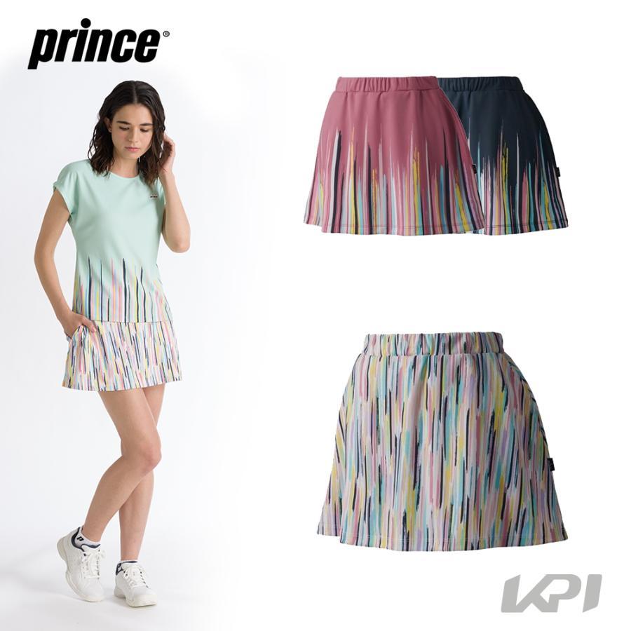 プリンス Prince テニスウェア 在庫あり レディース 2021FW WF1301 流行 スカート
