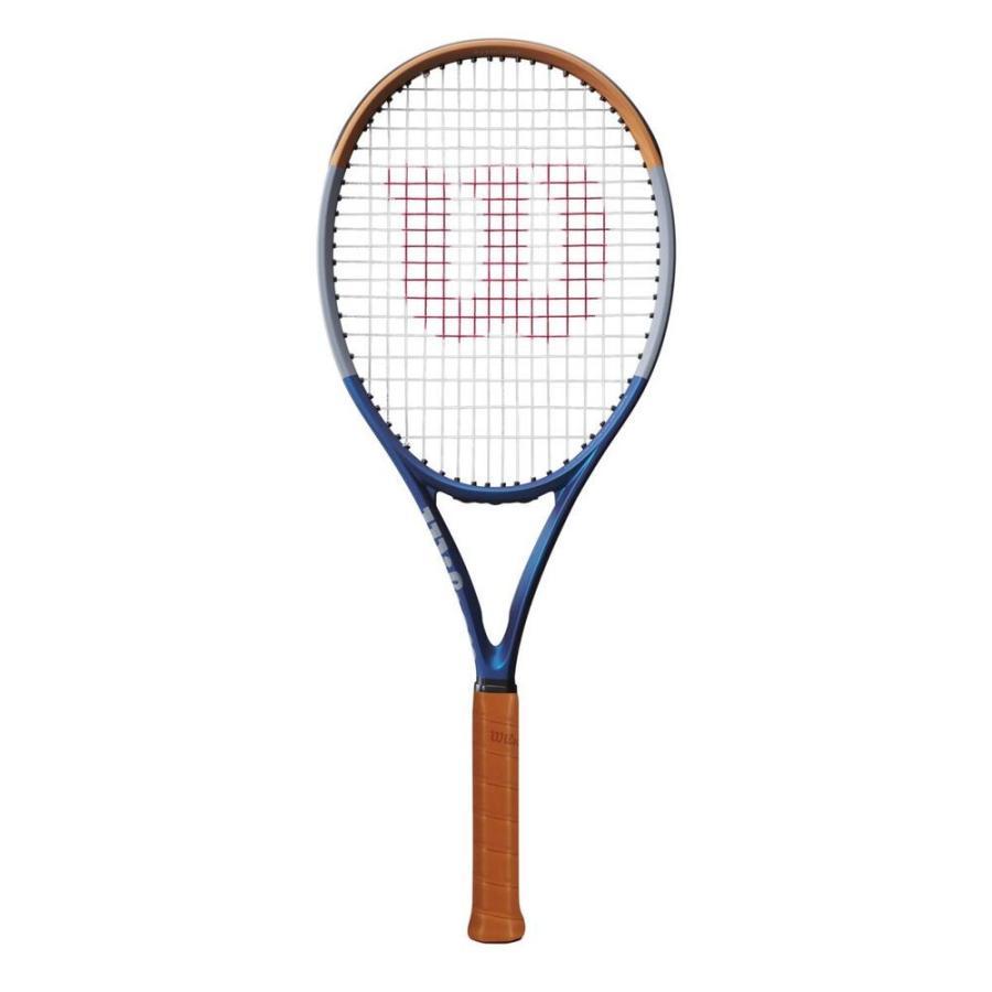 フレームのみ ウイルソン Wilson 硬式テニスラケット CLASH 100 RG SALE開催中 全仏オープン GARROS ローランギャロス 買収 クラッシュ 即日出荷 ROLAND WR045311U