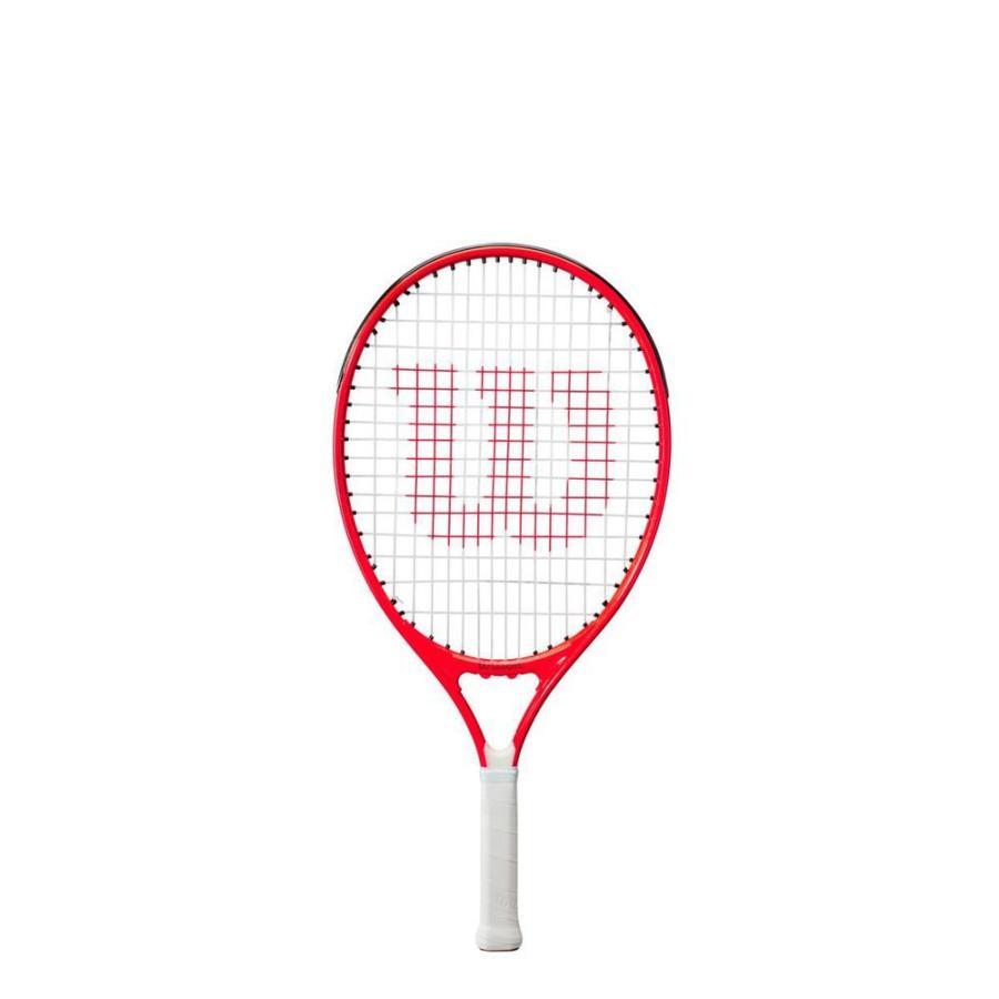 ウイルソン Wilson テニスジュニアラケット おすすめ ジュニア ROGER 無料 TNS 21 FEDERER ロジャーフェデラー21 WR054110H