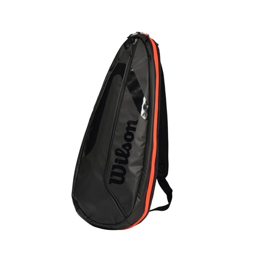 ウイルソン Wilson テニスバッグ 価格 ケース TEAMJ 2.0 レッド ブラック SLING スリングバッグ WR8014802001 現金特価
