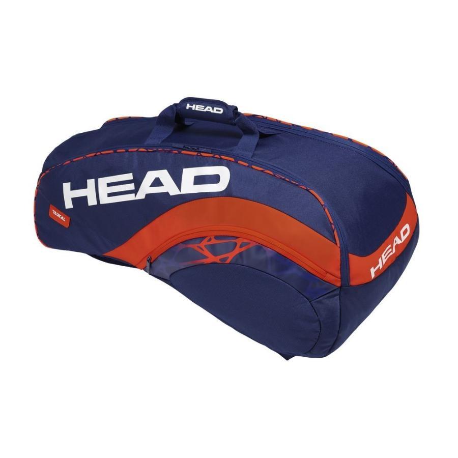 ヘッド HEAD テニスバッグ・ケース Radical 9R Supercombi ラジカル9R モンスターコンビ ラケットバッグ 9本入 283319