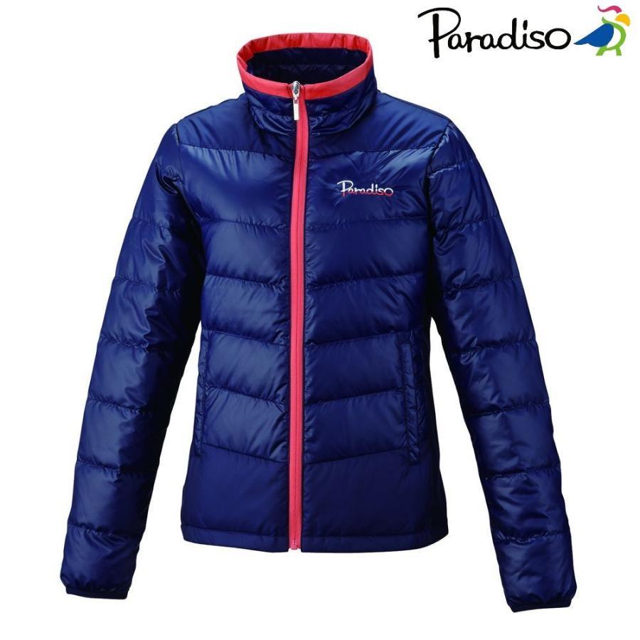 パラディーゾ PARADISO テニスウェア レディース ブルゾン 7CK02D 2018FW
