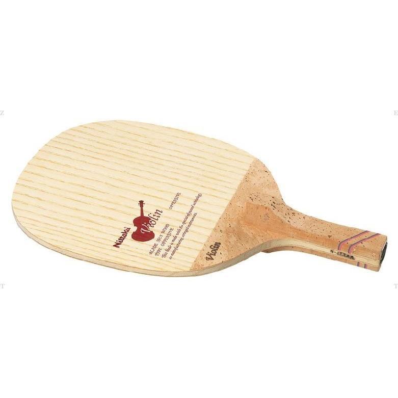 Nittaku ニッタク [バイオリン R−H NE6647]卓球ラケット