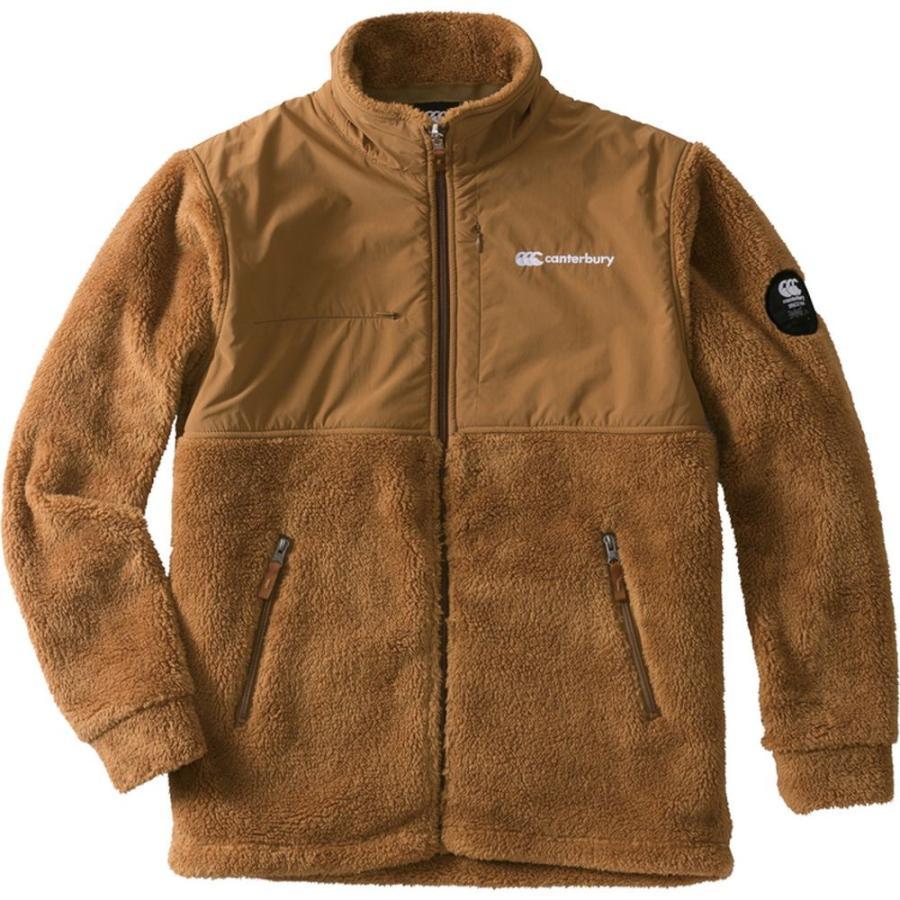カンタベリー CANTERBURY ラグビーウェア メンズ BS-W FLEECE JACKET ジャケット RA48579-56 2018FW