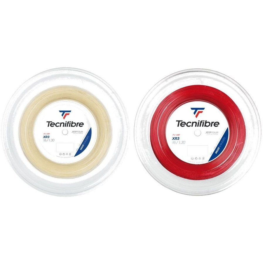 【在庫有】 テクニファイバー Tecnifibre テニスガット・ストリング XR3 XR3 エックスアール3 TFR216 200mロール 1.30mm 200mロール TFR216, 香焼町:b0776139 --- airmodconsu.dominiotemporario.com