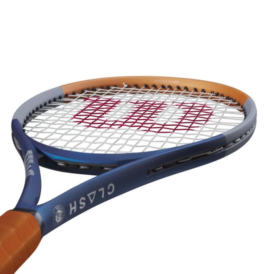 クラッシュ テニス