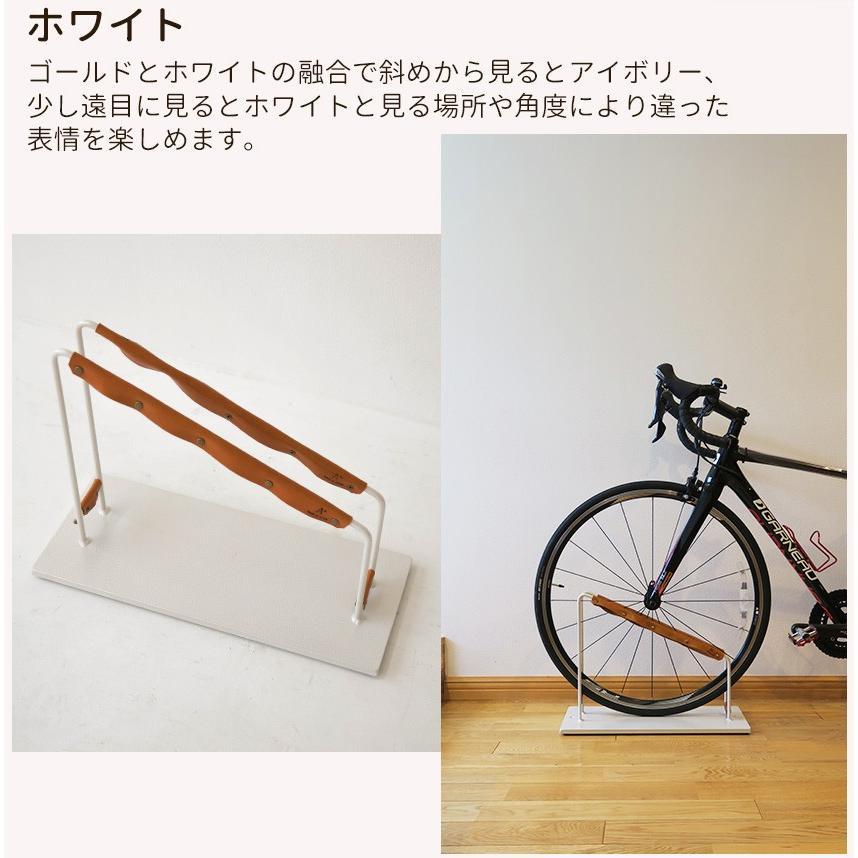 25c9069d3fb21f ... 自転車スタンド 室内用 ロードバイク用 1台用 おしゃれ ラック 自転車置き場 送料無料 ...