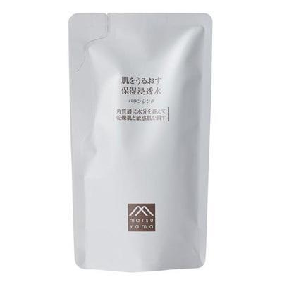 松山油脂 肌をうるおす保湿浸透水バランシング 詰替 110ml kport