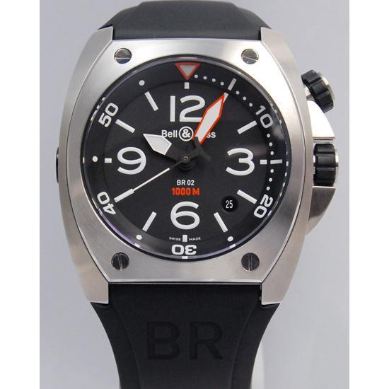 超人気高品質 ベル&ロス/BR02-92 STEEL, 安全くん:0684b544 --- airmodconsu.dominiotemporario.com
