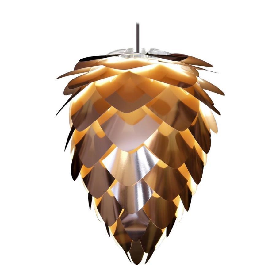 ヴィータ 北欧デンマーク Conia copper ペンダントライト 1灯 ブラックコード【電球別売】02032-BK エルックス