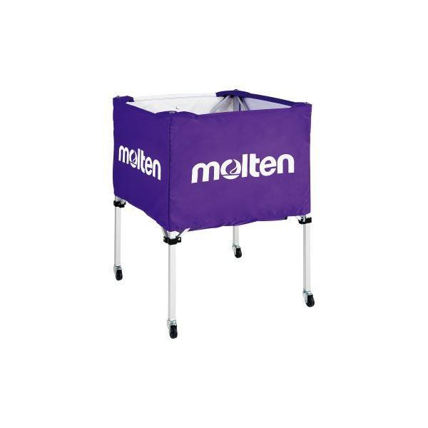 品質満点! molten(モルテン) エキップメント ボールカゴ 中・背低 BK20HLP, シバタグン f833590f