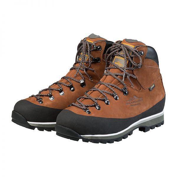 トレッキングシューズ/登山靴 〔ブラウン 27.5cm〕 ゴアテックス ビブラムソール GRANDKING グランドキング GK85