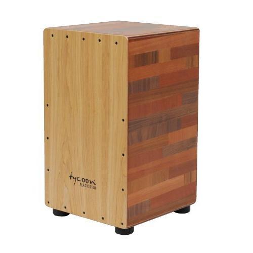 <新品>Tycoon Percussion 29 Series Wood Mixture Cajon With American Ash Front Plate