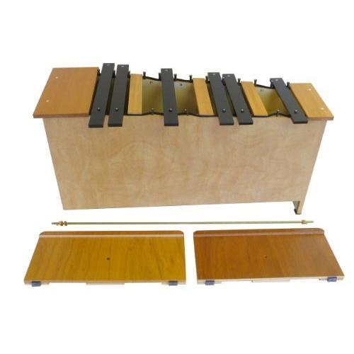 <新品>Suzuki Musical Instrument Corporation BMC-100 Bass Metallophone Chromatic Add-on