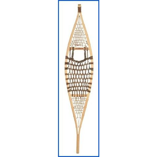 GV Snowshoes Ojibwe Synthetic Snowshoes 11x54     ...