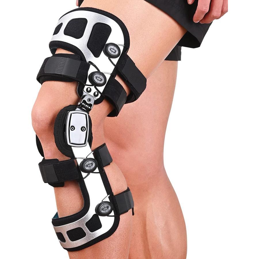 <新品>Orthomen OA Knee Brace Booster Ligament Injury or Meniscus Injury & Knock Knee Brace Correction(S/Right)