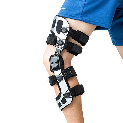 <新品>Orthomen Knee Brace Booster for mild to Moderate Knee osteoarthritis (OA)(M/Right)