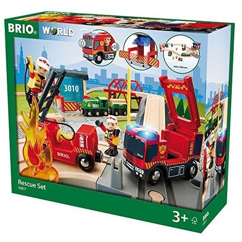 BRIO レスキューセット 33817
