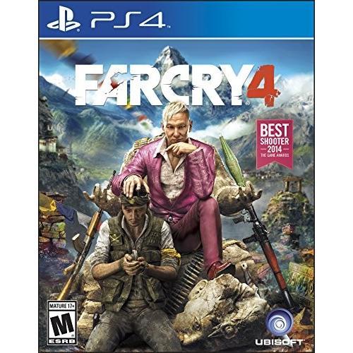 Far Cry 4 (輸入版:北米)