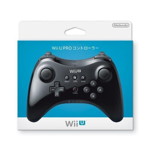Wii U PRO コントローラー (kuro)