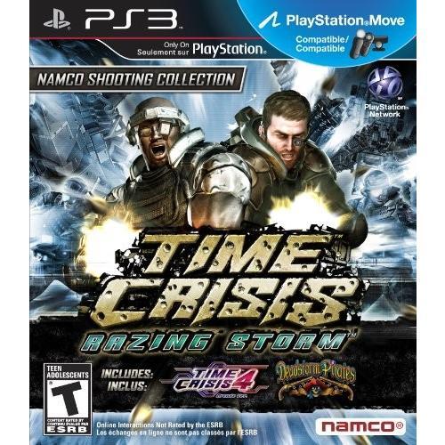 Time Crisis: Razing Storm (輸入版:北米アジア) - PS3