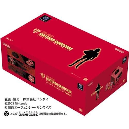 ニンテンドーゲームキューブ シャア専用BOX【メーカー生産終了】 中古 良品