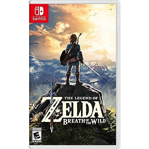 Legend of Zelda: Breath of the Wild - Switch - Imported