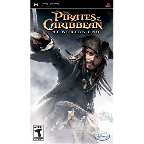 Pirates of the Caribbean: At World's End (輸入版:北米) PSP