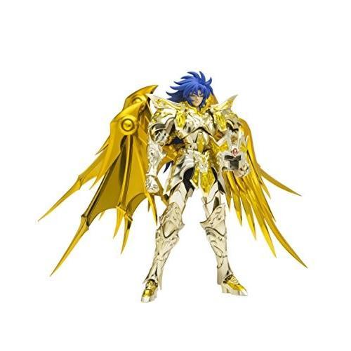 聖闘士聖衣神話EX 聖闘士星矢 ジェミニサガ(神聖衣) 約180mm ABSPVCダイキャスト製 塗装済み可動フィギュア