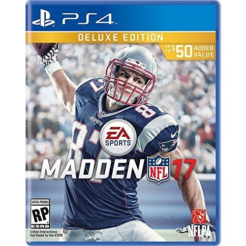 Madden NFL 17 Deluxe Edition (輸入版:北米) - PS4