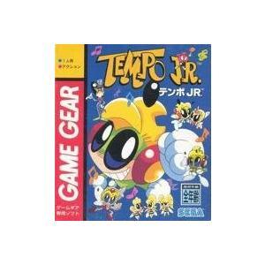 TEMPO Jr. 【ゲームギア】 中古 良品