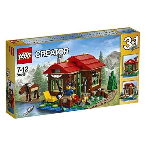 レゴ (LEGO) クリエイター 湖岸のロッジ 31048