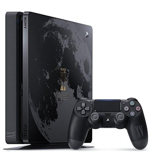 PlayStation 4 FINAL FANTASY XV LUNA EDITION (1TB)【初回生産特典】武器「正宗/FINAL FANTASY XVオリジナルモデル」アイテムコード同梱 中古 良品