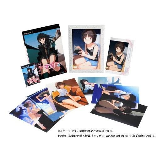 エビコレ+ アマガミ Limited Edition (オムニバスストーリー集「アマガミ -Various Artist- 0」同梱) 中古 良品