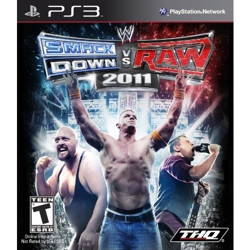 WWE Smackdown vs. Raw 2011 (輸入版:北米アジア)