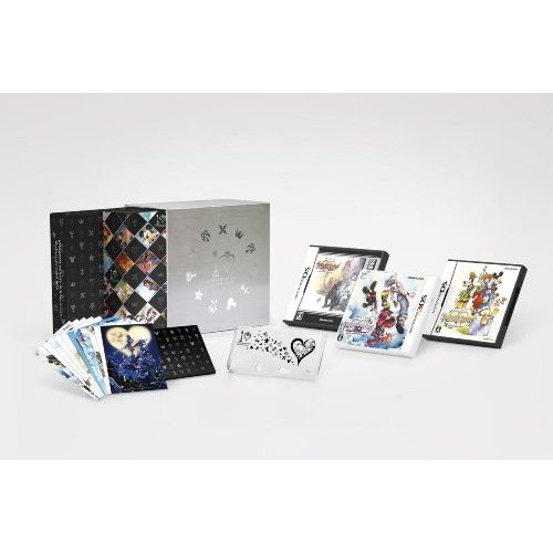 キングダム ハーツ 10th Anniversary 3D+Days+Re:coded BOX (初回生産限定版:ARカード同梱)