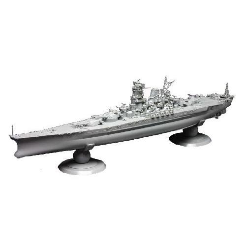 フジミ模型 1/500 戦艦 大和 終焉型 BATTLESHIP