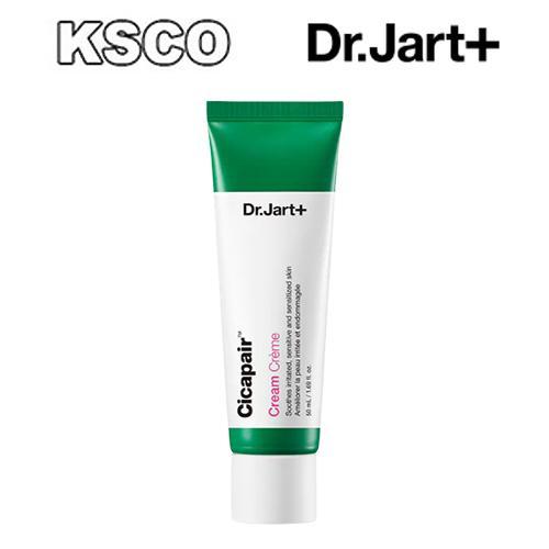 DR.JART+ ドクタージャルト 2世代 シカペア クリーム 50ml シカ クリーム Cicapair Cream 高濃縮クリーム 韓国コスメ 正規品|kscojp