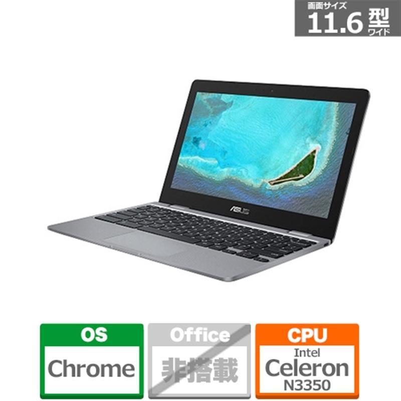 本日の目玉 ASUS Chromebook C223NA 豪華な C223NA-GJ0018 グレー