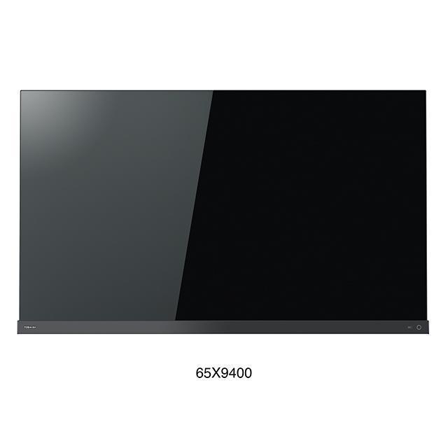 東芝 65V型 BS/CS 4Kチューナー内蔵有機ELテレビ REGZA(レグザ) 65X9400