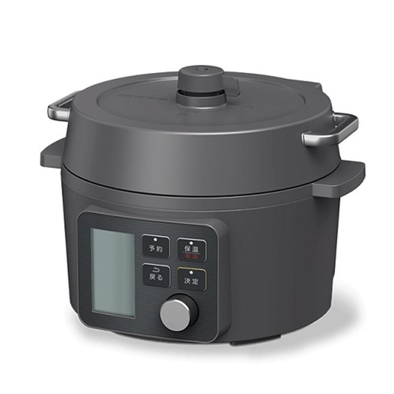 電気 圧力 鍋 電気圧力鍋のおすすめ9選【2021】初心者でもカンタンにおいしく調理