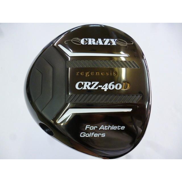 クレイジー/regenesis CRZ-460Dドライバー/クレイジーregenesis LY-03(Rフレックス)/10.5°