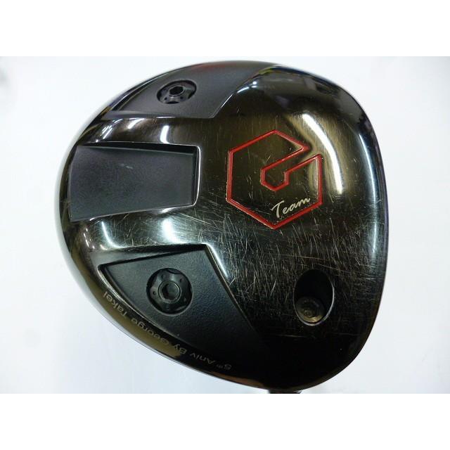 GTDゴルフ/GTD 5周年記念ドライバー/GTD The 5th Aniv Model/ラナキラkanaloa65(Sフレックス)10°