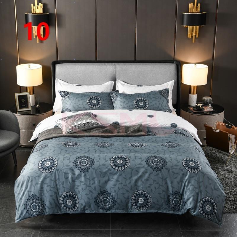 布団カバー セット シングル ベッドカバー 寝具セット 枕カバー おしゃれ 四季通用 北欧風 柔らかい 洗える 防ダニ 洋式和式兼用 セミダブル ダブル クイーンhq ksmc-shop 11