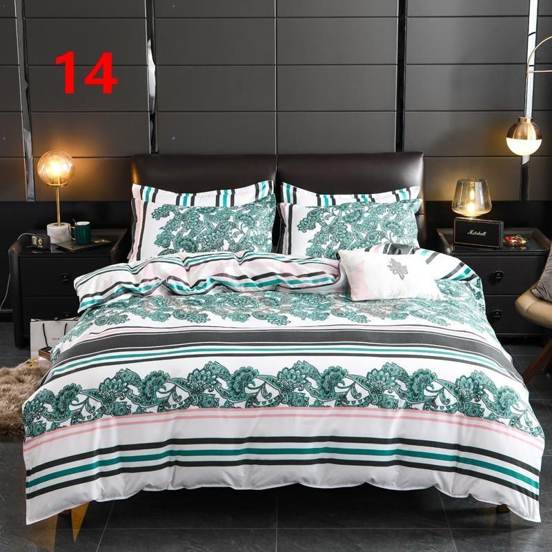 布団カバー セット シングル ベッドカバー 寝具セット 枕カバー おしゃれ 四季通用 北欧風 柔らかい 洗える 防ダニ 洋式和式兼用 セミダブル ダブル クイーンhq ksmc-shop 15