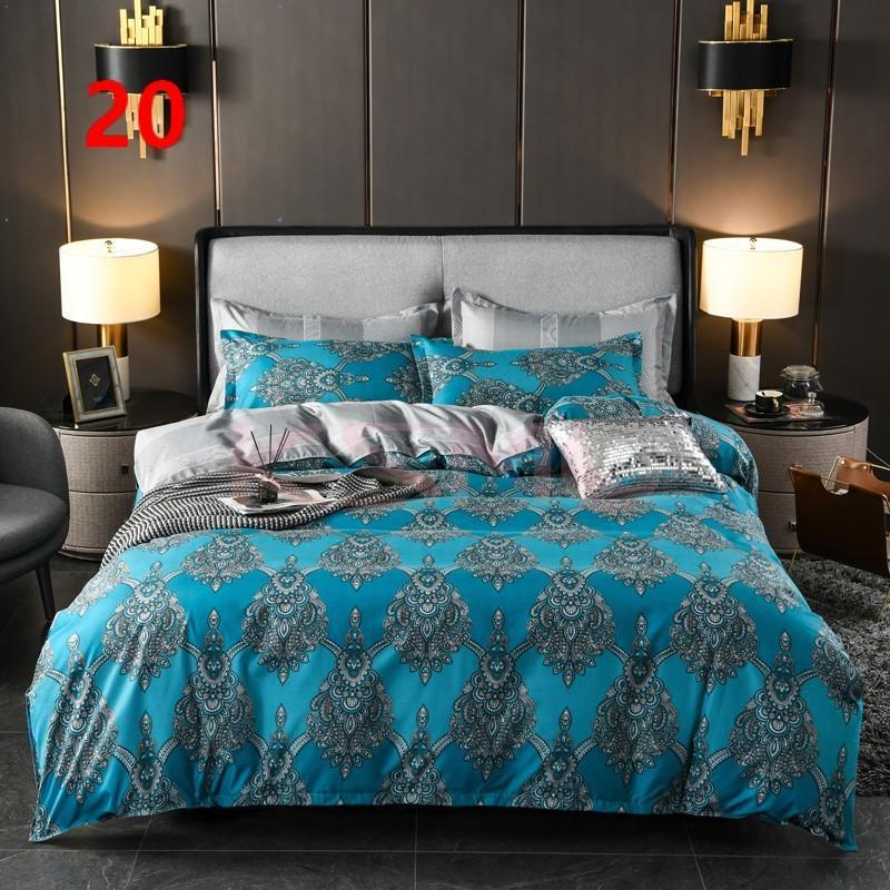 布団カバー セット シングル ベッドカバー 寝具セット 枕カバー おしゃれ 四季通用 北欧風 柔らかい 洗える 防ダニ 洋式和式兼用 セミダブル ダブル クイーンhq|ksmc-shop|21