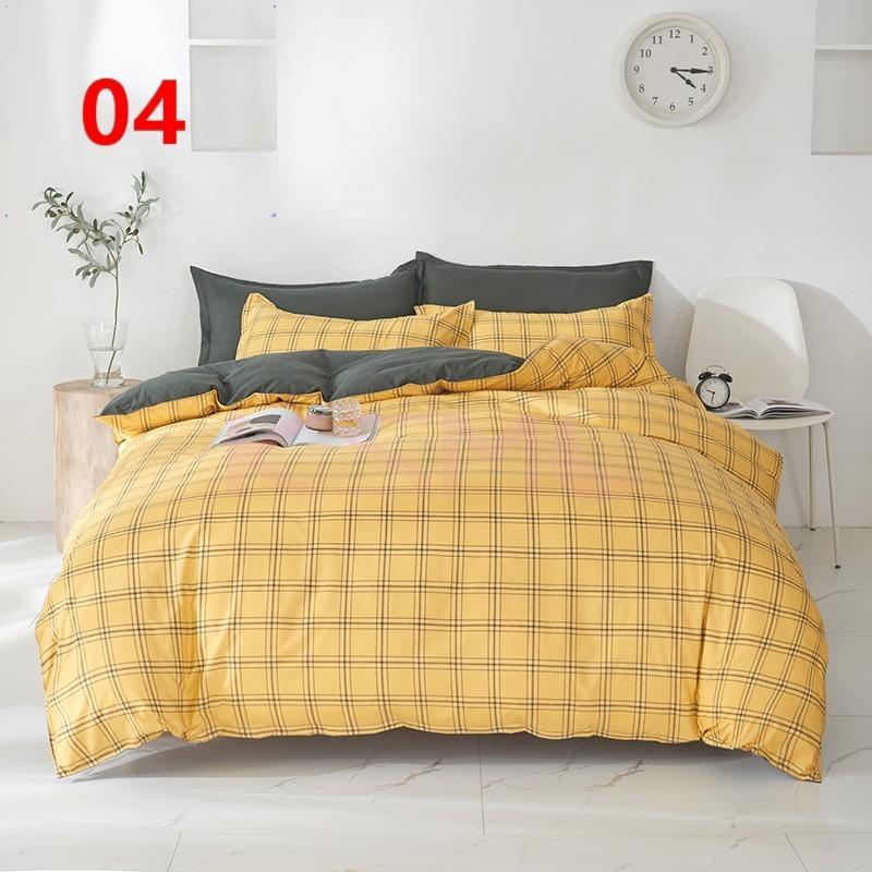 布団カバー セット シングル ベッドカバー 寝具セット 枕カバー おしゃれ 四季通用 北欧風 柔らかい 洗える 防ダニ 洋式和式兼用 セミダブル ダブル クイーンhq ksmc-shop 05